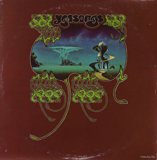 Yes - Yessongs - 3 LP - 1973