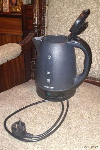 Чайник Scarlett SC-229 нерабочий