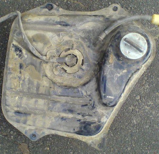 Бензобак на Хонда Дио 34-35