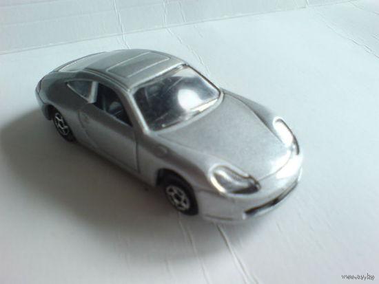Porsche  996  серебристый. дверки открываются.   распродажа
