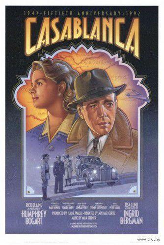 Касабланка / Casablanca (Хэмфри Богарт,Ингрид Бергман) mkv