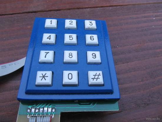 Клавиатура для электронных поделок