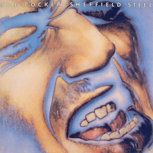 Joe Cocker -Sheffield Steel - LP - 1982