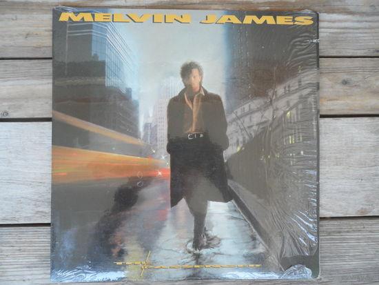 Melvin James - The Passenger - MCA, Канада - 1987 г.