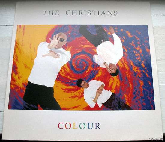 "The Christians ""Colour"" LP, 1990"