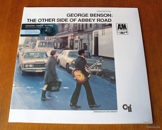 "George Benson ""The Other Side Of Abbey Road"" LP (180 gr.)"