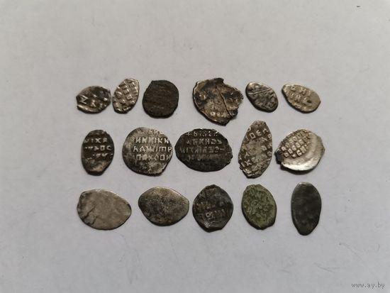 Лотик монет, 20 (есть редкая чешуйка)