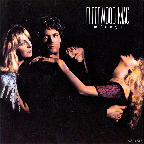 Fleetwood Mac  -  Mirage - LP - 1982