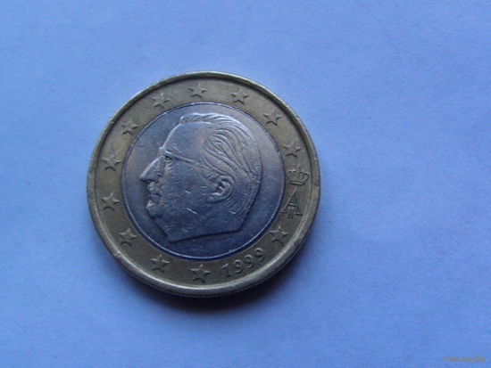 Бельгия 1 евро 1999г.  распродажа 5