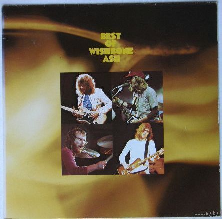 0309. Wishbone Ash. Best Of Wishbone Ash. 1976. MCA (DE) = 14$