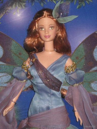 Кукла Барби/Barbie: Fairy of the Forest Barbie из серии The Enchanted World of Fairies фирмы Mattel, 2000 г.