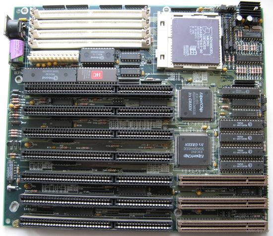 3 МП Socket 3 + CPU + RAM
