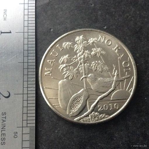 Гавайские ова 2 доллара
