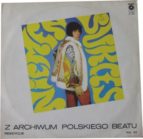 Czeslaw Niemen i Akwarele  -  Sukces - LP - 1988