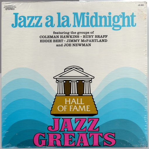 LP 'Jazz a la Midnight' (запячатаны)