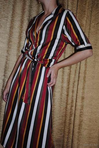 Женское фирменное платье VILA, размер M-(42/44),-на рост 164-175. НОВОЕ!