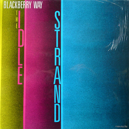 0465. The iDle Strand. Blackberry Way. 1986. Blackberry (DE, White color) = 15$