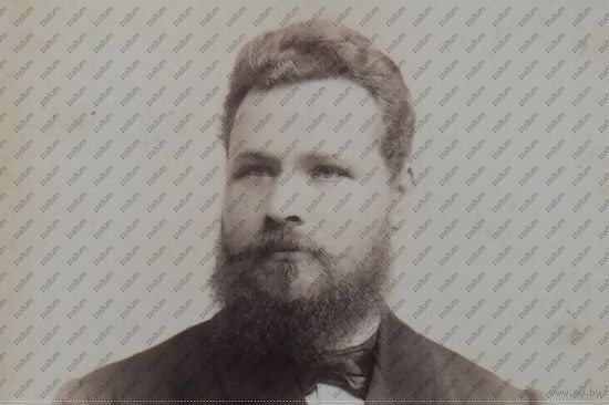 Почётный председатель I Всебелорусского съезда Евфимий Карский