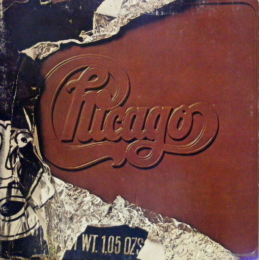 LP Chicago - Chicago X (14 Jun 1976)
