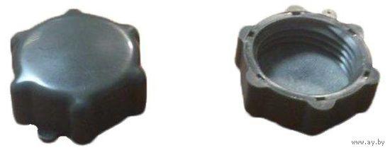 Винтовая пробка (крышка) для алюминиевой канистры с прокладкой