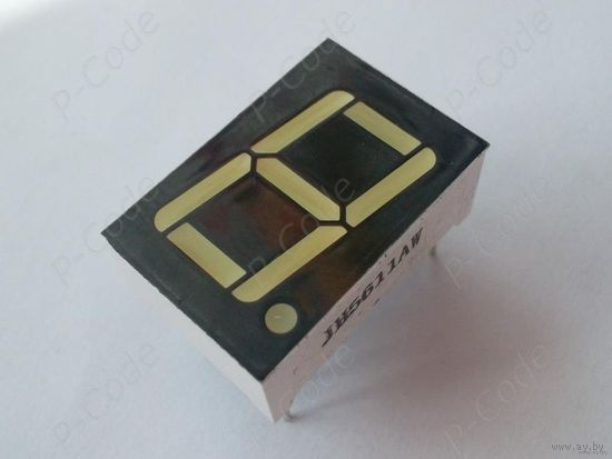 Светодиодный индикатор, белый