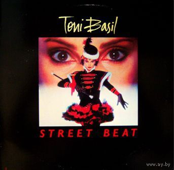 "12"" single Toni Basil - Street Beat (1983)"