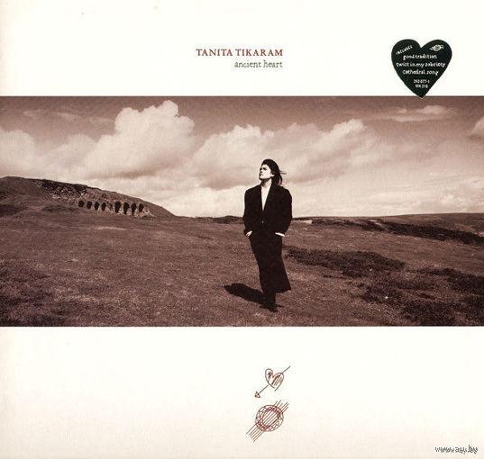 0345. Tanita Tikaram. Ancient Heart. 1988. WEA (DE) = 13$
