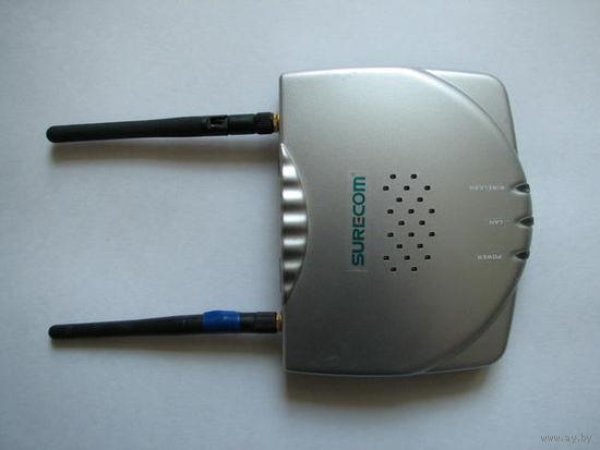 Точка доступа Surecom EP-9600gp/A1 (E)