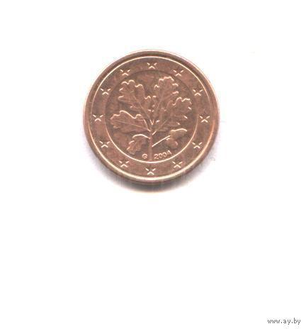 Германия 5 евро центов 2004 г. G  распродажа