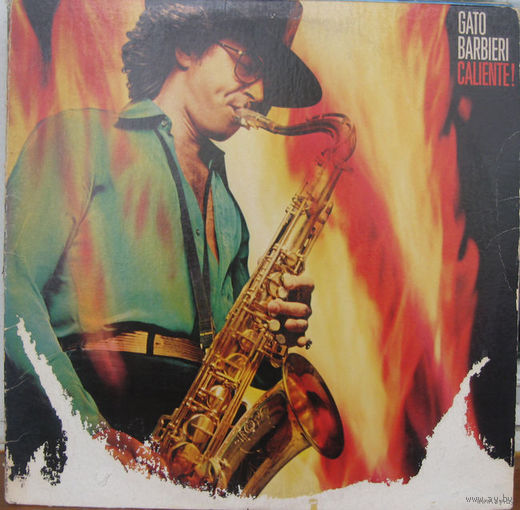 LP Gato Barbieri - Caliente! (1976)