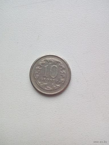 10 грош 1998г.Польша