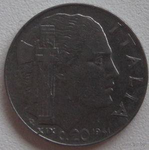 Италия 20с 1940г.  распродажа
