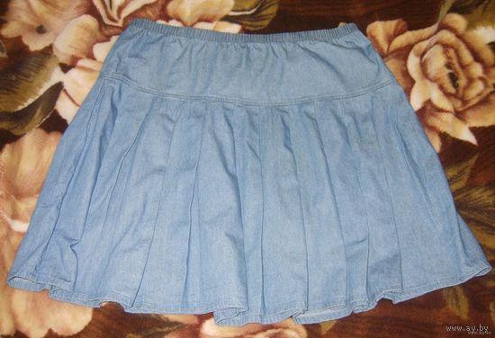 Юбка джинсовая STEFANO, р.60-62