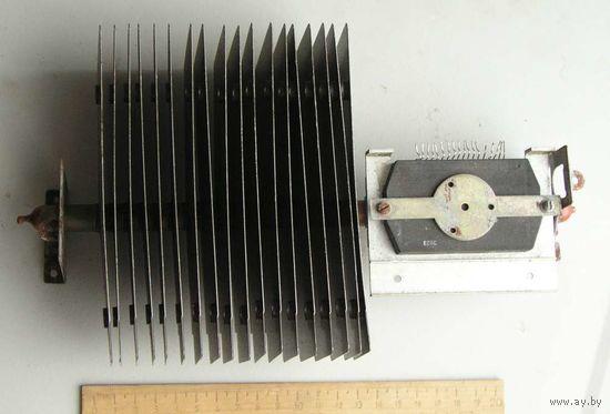 Радиатор от усилителя
