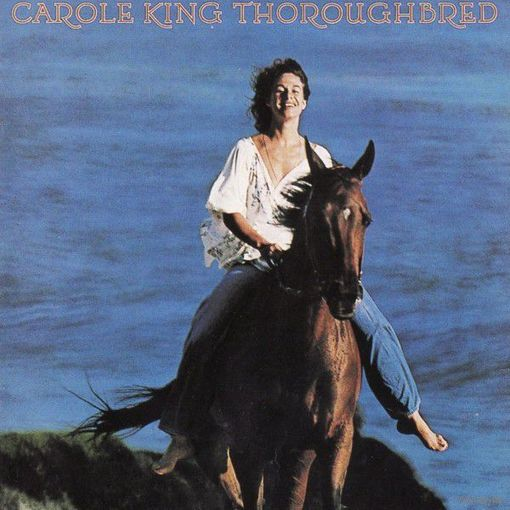 LP Carole King - Thoroughbred (1975)