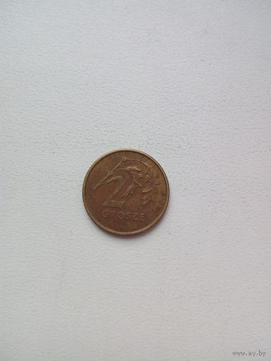 2 грош 1997г.Польша