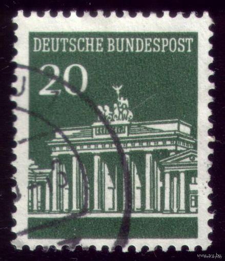 1 марка 1966 год ФРГ Стандарт