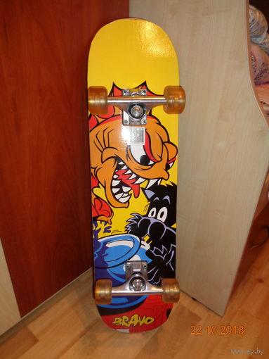 Скейтборд YX-0214B