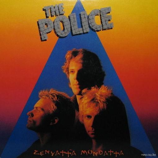 Police - Zenyatta Mondatta - LP - 1980