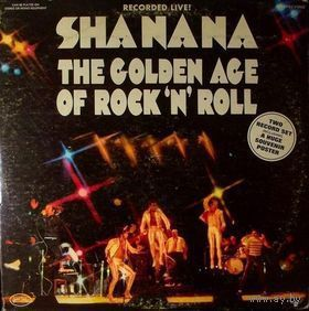 2LP Sha-na-na - The Golden Age Of Rock'n'roll (1973)