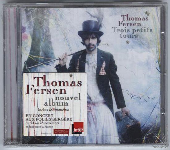 CD Thomas Fersen - Trois Petits Tours (2008)