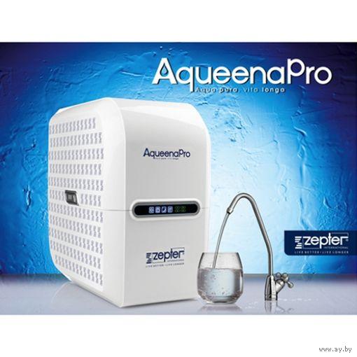 Фильтр для воды Система очистки воды Аквина Про (Aqueena Pro) Цептер Zepter