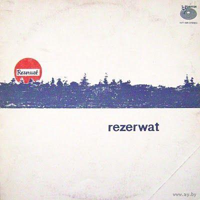 Rezerwat - Rezerwat - LP - 1983