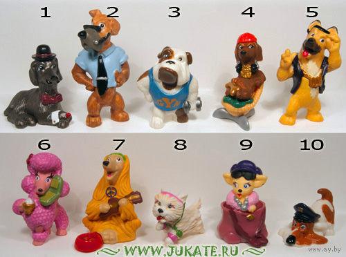 """Игрушки из серии """"Dog Stories"""""""