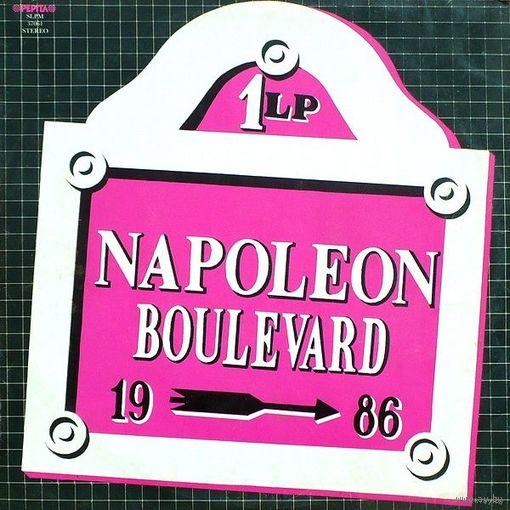 Napoleon Boulevard  -  Napoleon Boulevard 1.- LP - 1987