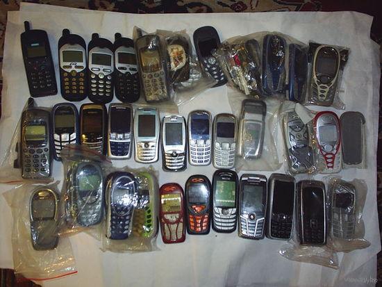 Нерабочий мобильник на запчасти. Более 100 вариантов.