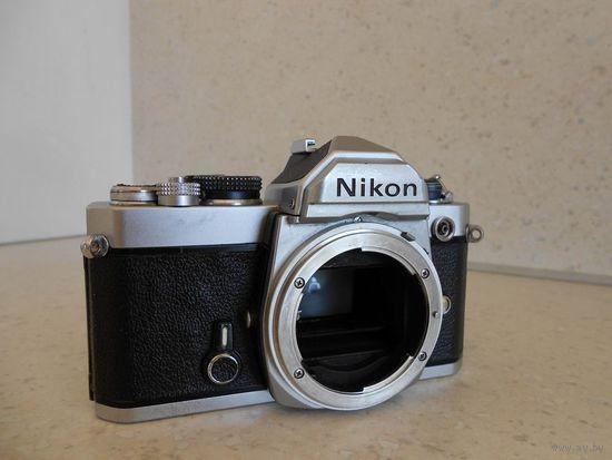 Фотоаппарат Nikon FM