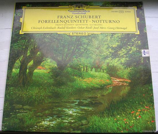Schubert: Forellen-Quintett / Notturno (Vinyl)