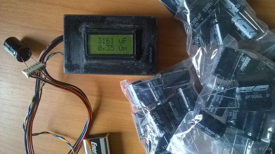 Конденсаторы электролитические. 3300 uF 25 V.