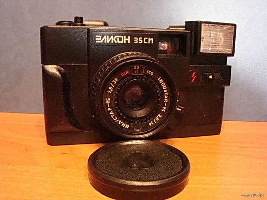"""Фотоаппарат """"Эликон-35 СМ"""""""